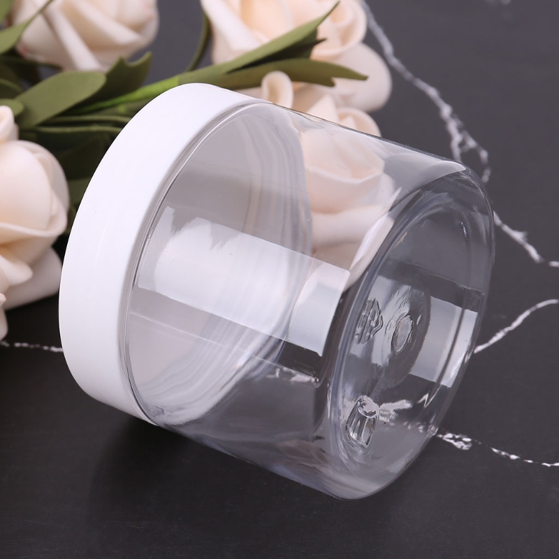 2021 New Container For Slime Clay Makeup Jar Cosmetic Pot Cream Bottle Nail Box