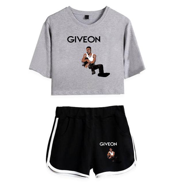 SET GIVEON SHORT + T-SHIRT (31 VARIAN)