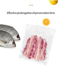100Pcs Food Vacuum Bag Storage Sealer Space Packing Commercial Food Saver 20cm x 30cm(China)