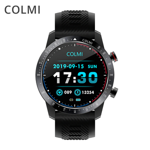 Image 1 - COLMI SKY6 สมาร์ทนาฬิกา IP68 Waterproof Heart Rate Monitor บลูทูธผู้หญิงกีฬาฟิตเนส Tracker Men Smartwatch สำหรับ iOS Android