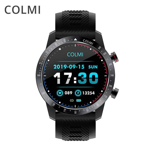COLMI SKY6 สมาร์ทนาฬิกา IP68 Waterproof Heart Rate Monitor บลูทูธผู้หญิงกีฬาฟิตเนส Tracker Men Smartwatch สำหรับ iOS Android