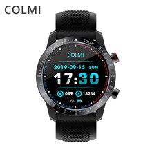 Reloj inteligente COLMI SKY6 IP68 impermeable Monitor de ritmo cardíaco Bluetooth para mujer, rastreador de fitness deportivo, reloj inteligente para hombres, para iOS Android