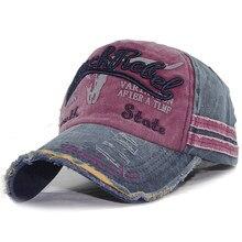 Wholesale english abrasion fringe water washing men's cowboy hats make old men's sun hats sunshade caps