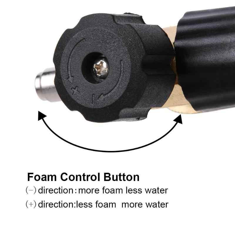 Tekanan Tinggi Busa Gun Untuk Cuci Mobil Generator Air Sprayer Gun Mesin Cuci Mobil Styling Cleaning Foam Lance Jet untuk Karcher