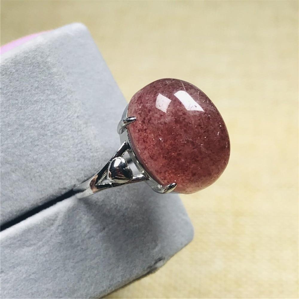 Strawberry Quartz Ring (14)