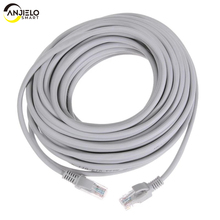High Speed Cat5 RJ45 Network LAN Cable Ethernet PC Computer Router Wire Cables 1M/3M/5M/10M/20M//30M/40M for POE IP Camera
