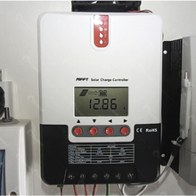 MPPT Solar Regulator Battery-Charger Controller 24V Cells Pv-100v Auto-30a/40a DC12V