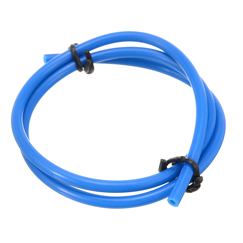 New 1PC 50CM Blue Plastic 3 Creality PTFE Tube 1.9mm ID For 1.75mm Filament Ender 3 Capricorn