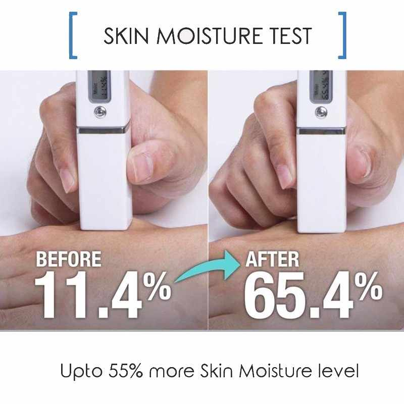Wanita Alami 10 Ml Air Cahaya Jarum Wajah Asam Hyaluronic Esensi Anti Kerut Anti-Aging Moisturizing Serum TSLM2