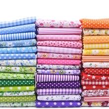 20*25cm And 25*25cm 100% Cotton Cloth Flower Dot Printed Patchwork Fabric DIY Tilda Needlework Tissue Cloth Sewing Craft Materia