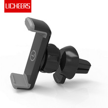 Licheers Car Phone Holder Stand Air Vent Mount Hold