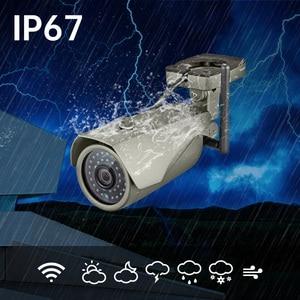 Image 5 - FUERS WIFI IP Camera FHD 3MP CCTV Camera H.265 P2P IP67 Waterproof Outdoor Indoor Motion Detection Metal Camera Onvif AP Hotspot