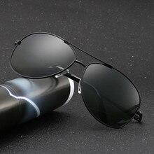 VWKTUUN Classic Polarized Sunglasses Men Women Twin Beams Co