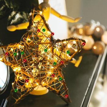 creative LED lamp string wine bottle stopper copper wire lamp bar decorative lamp 3 m 20 lamp