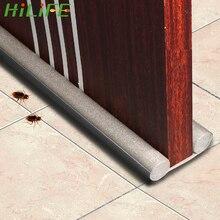 HILIFE 95cm Door Bottom Sealing Strip Guard Sealer Stopper Door Weatherstrip  Door Seal Guard Wind Dust Blocker Sealer Stopper