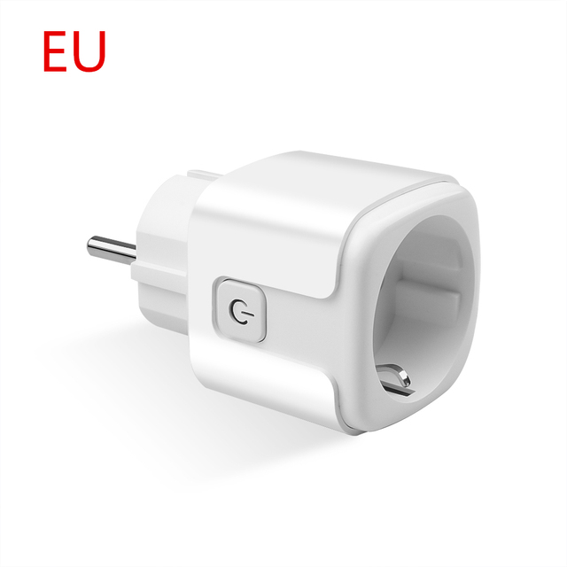 KEBIDU US UK EU Smart Plug,WiFi Remote Control Works With for Home Timing on/off The Smart Power Home Electric Mini Socket