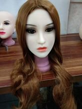 53# oral sex doll head for real sized full silicone sex love doll, for 135cm-170cm sex dolls body high quality sex mannequin torso full silicone sex doll head only for male sex toys products oral sex love dolls