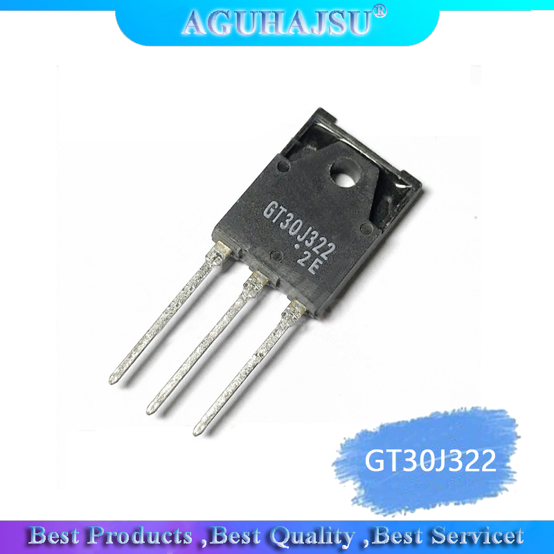 5pcs/lot Microwave Oven Parts GT30J322 For Microwave Ovens IGBT Electronic Parts And Components