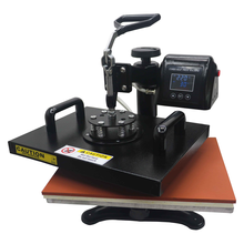 Hot Selling Digital Heat Press Machine A3 Heat Press Transfer Machine Swing Away T-shirt Printing Machine 32X45cm Embossing