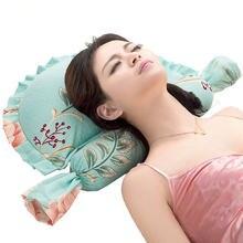 Постельные принадлежности из пены с памятью подушка для шеи