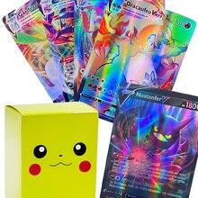 Toy Game Pokemon-Cards Carte Trading Mega-Shining GX French Battle Children