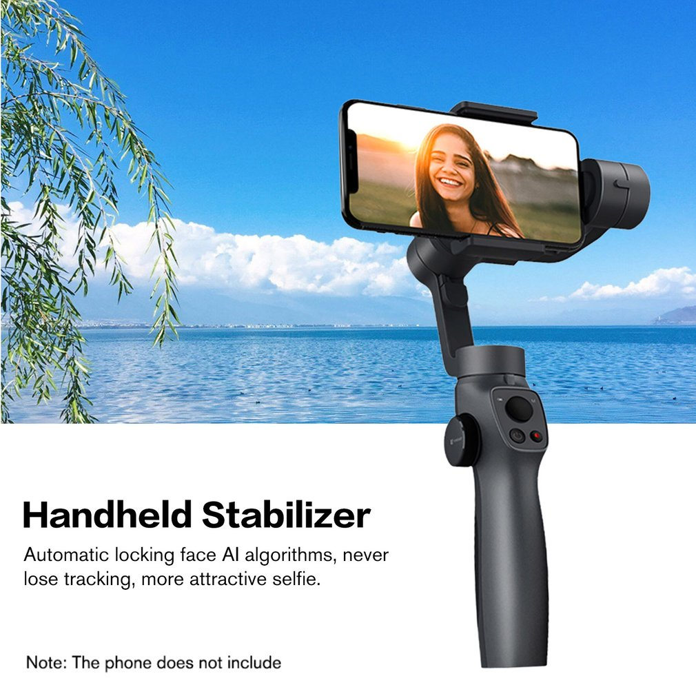 Capture2 estabilizador cardan cardan novo handheld estabilizador