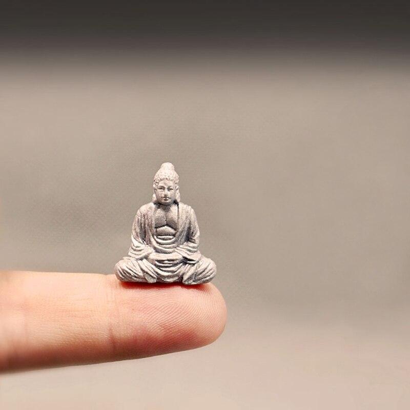 Terrarium Buddha Bonsai/bottle Gnome/moss Figurine/Model/toy Statue/fairy 1pcs NEW