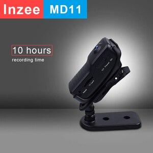Image 1 - Мини камера MD11, мини видеокамера, DVR, Спортивная видеокамера, экшн камера DV, видео, голос, длительная запись, 10 часов, поддержка 32 ГБ