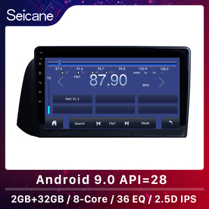 Seicane 10.1 inch Android 10.0 DSP IPS Car GPS for 2019 Hyundai i10 RHD Navigation Radio Stereo Unit Player support DVR OBD 3G