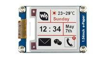 Электронная бумага waveshare для raspberry pi/stm32 200x200