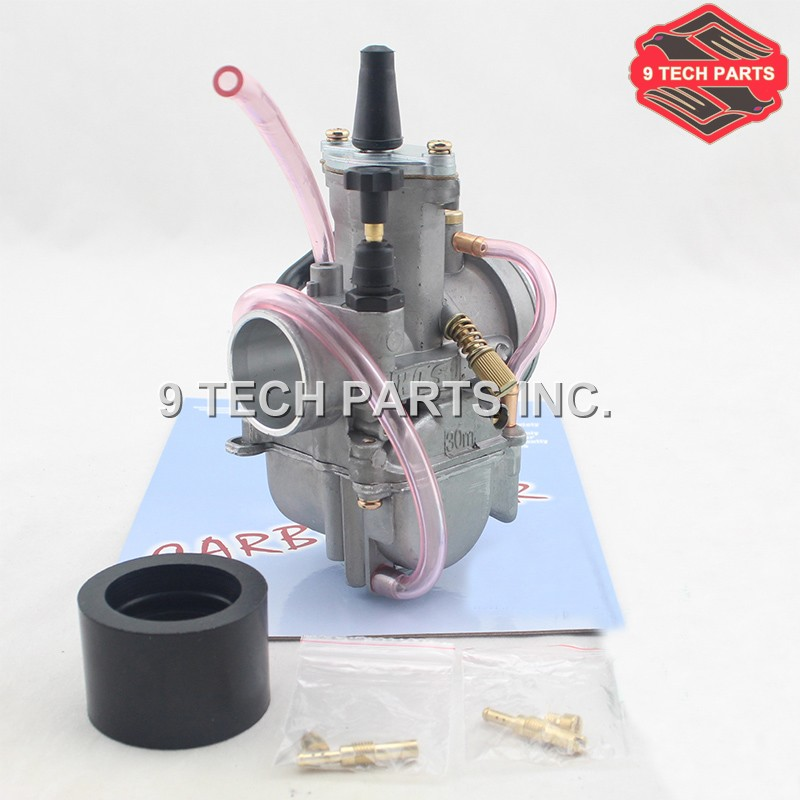 Super Performance <font><b>PWK</b></font> Power Jet Carburetor CARB Motorcycle RACING PARTS Scooter for OKO 21mm 24mm 26mm 28mm 30mm 32mm <font><b>34mm</b></font> image