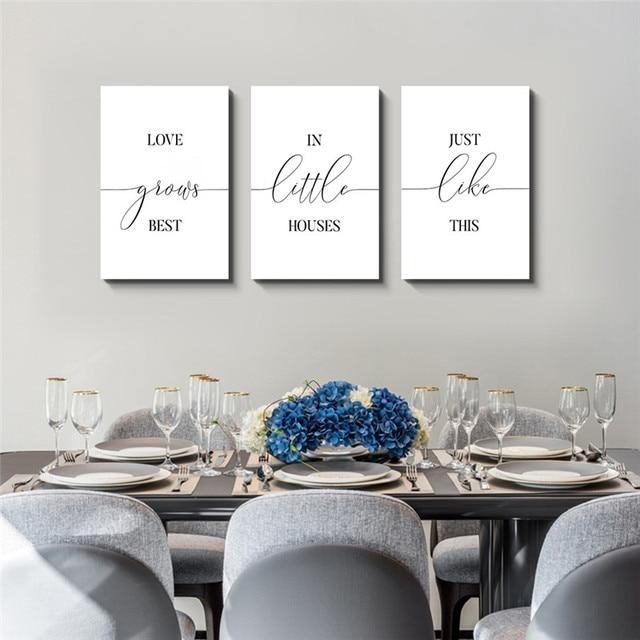 цитата буквенное искусство в рамке украшение для дома картина фотография
