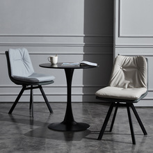 Dinning Chairs Light Luxury Household Stool Backrest Makeup Chairs Iron Desk Living Chaise 의자 Silla Dining Chair