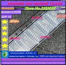 Aoweziic 2019 + 100% novo importado original irs20957s irs20957strpbf sop 16 chip de driver de áudio digital
