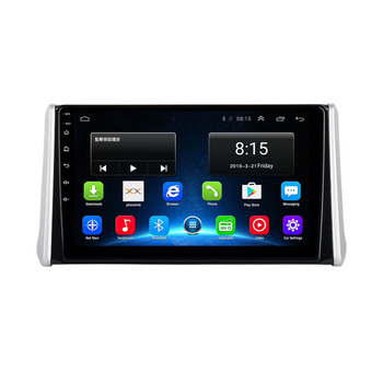"""10"""" 4G LTE Android 8.1 Fit TOYOTA RAV4 2019 2020 - Multimedia Stereo Car DVD Player Navigation GPS Radio"""