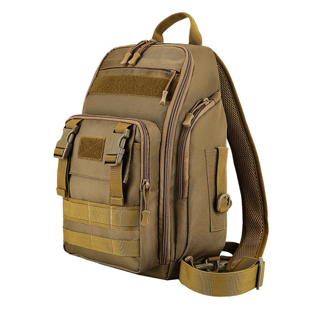Новый тактический рюкзак, военный рюкзак, нейлоновый водонепроницаемый армейский рюкзак, для спорта на открытом воздухе, кемпинга, туризма,...