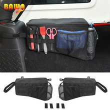 Stowing Tidying Jeep Wrangler Storage-Bag Trunk Multifunction BAWA for JK Tail-Box 4-Door