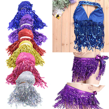 1/2m Shining Sequin Beading Fringe Lace Fabric 15cm Width Tassel Trim for DIY Sewing Garments Latin Dress Curtain Accessories tassel trim flounce layered neckline dress