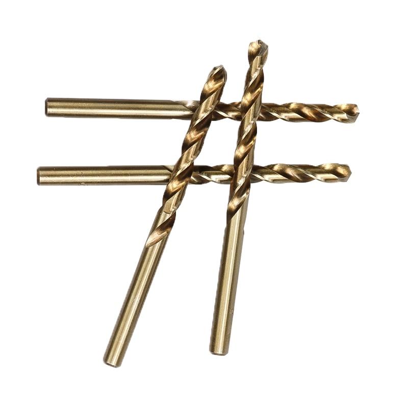 Twist-Drill-Bit-Set Cobalt-Coated Power-Tools Wood/metal Hole-Cutter HSS for M35-Gun