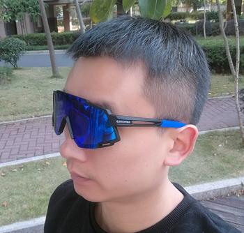 Goggles Polarized Cycling Sunglasses  4