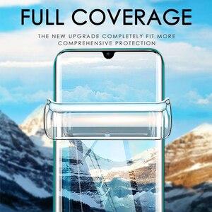 2 шт. 900D Защита экрана для Huawei P30 P20 Lite Pro P Smart 2019 полное покрытие Гидрогелевая пленка для Huawei Mate 20 30 Pro не стекло