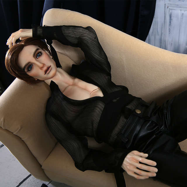 Dollshe 28M Classic Rey Lewis Doll BJD 1/3 Romantic Mysterious Muscular Male High Mobility Ball Jointed Dolls