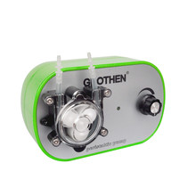 Pompa Peristaltica regolabile Quantità Regolabile, di Alta Precisione, Piccola Pompa Peristaltica, liquido Pompa GROTHEN 10ml/min a 160ml/min