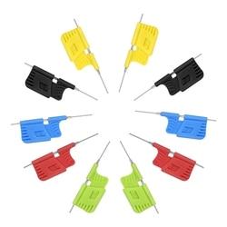 Micro IC clamp SOP/SOIC/TSSOP/TSOP/SSOP/MSOP/PLCC/QFP /TQFP/LQFP/ SMD IC test chip pin mini chips adapter socket