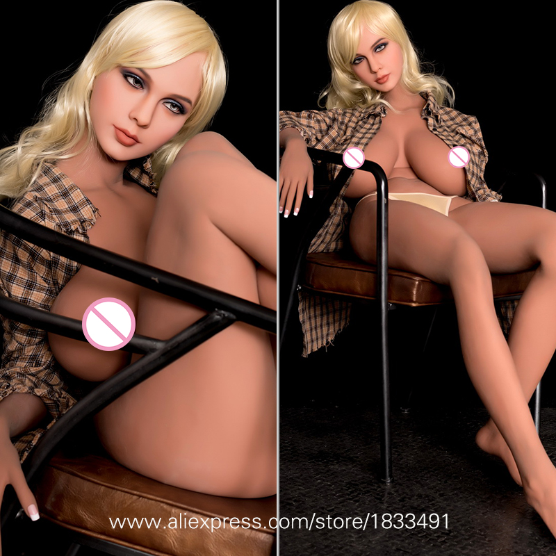 170cm Lifelike Sex Doll with Huge Ass Japanese Silicone Adult Love Dolls Big Breast Artificial Vagina