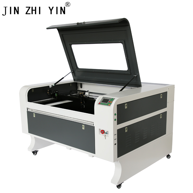 Laser Cutting Machine 1080 Wood MDF Engraving Cutting Machine Cnc Laser Machine Ruida Controller 80w 100w 130w Carving Machine