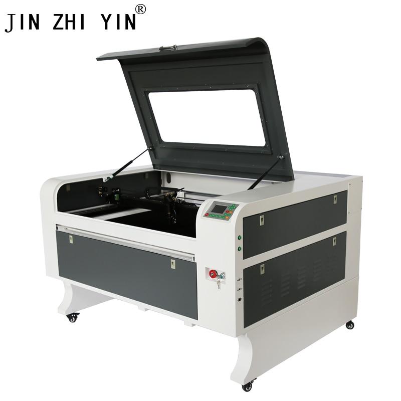 Laser Cutting Machine 1080 Wood MDF Engraving Cutting Machine Cnc Laser Machine Ruida Controller 80w 100w 130w Carving Machine