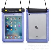 Напрямую от производителя продавая уличная iPad водонепроницаемая сумка iPad Мини водонепроницаемая сумка Большой размер водонепроницаемая сумка для мобильного телефона