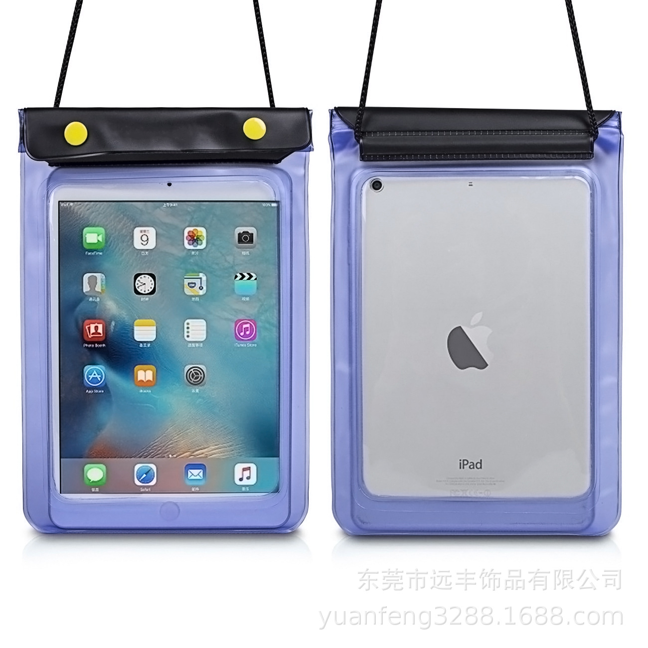 Manufacturers Direct Selling Outdoor IPad Waterproof Bag IPad Mini Waterproof Bag Large Size Waterproof Mobile Phone Bag