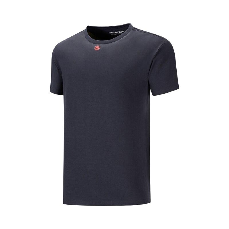 solto ajuste camiseta respirável 100% algodão impressão